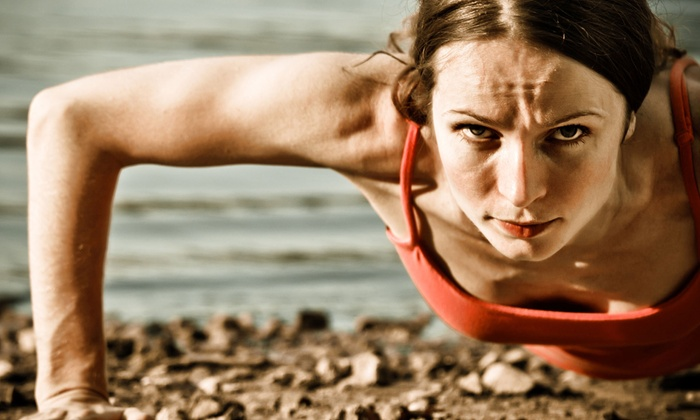 AbFitTraining - Tiburon: 15-Day or 5-Week Boot Camp Program from AbFitTraining (Up to 82% Off)