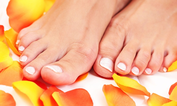 Omega Podiatry - Multiple Locations: Laser Nail-Fungus Treatment for One or Both Feet or Hands at Omega Podiatry (Up to 80% Off)