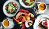 Stella's Fish Cafe - Uptown: Four-Course Lobster Bake for Two with Optional Wine at Stella's Fish Cafe (Up to 50% Off)