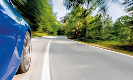 Wheel Alignment, Balancing, Battery and Brake Check from R195 at Kwik-Fit (Up to 52% Off)