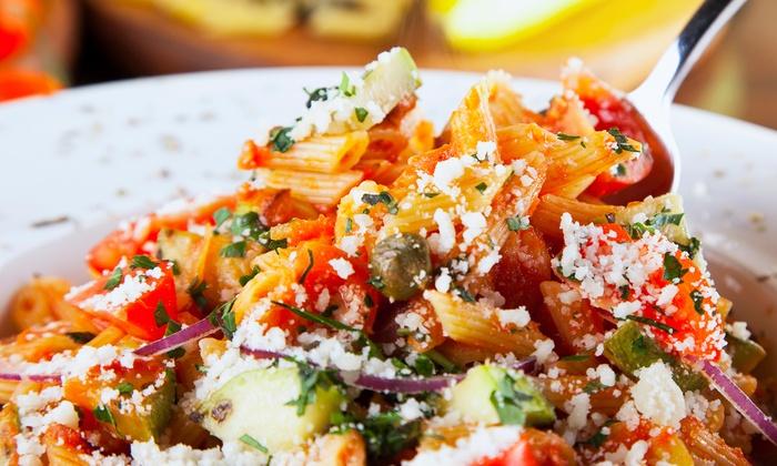 Mezzogiorno - SoHo: Italian Meal for Two at Mezzogiorno (Up to 45% Off)