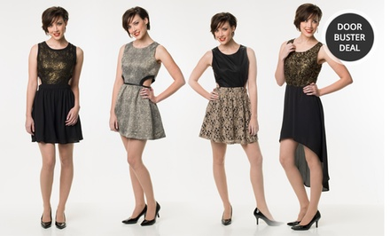 Blu Pepper Holiday Dresses from $24.99–$40. Multiple Styles and Colors Available. Free Returns.