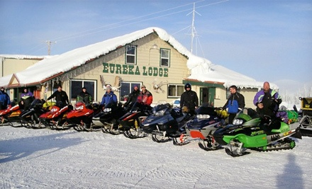 1-Night Stay in Any Room With Breakfast for Two (a $161 value) - Eureka Lodge in Glennallen