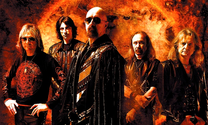 Drusky Entertainment - Petersen Events Center: Judas Priest and Steel Panther at Petersen Events Center on Saturday, October 18, at 7 p.m. (Up to 37% Off)