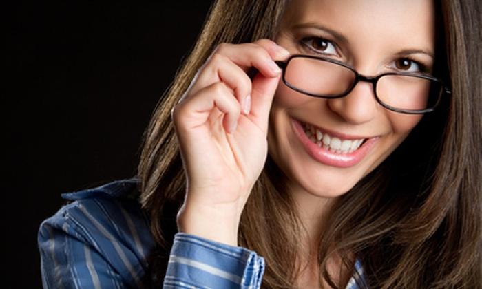 EyeStyles of New Jersey - Multiple Locations: $29 for $200 Toward Prescription Glasses or Prescription Sunglasses at EyeStyles of New Jersey