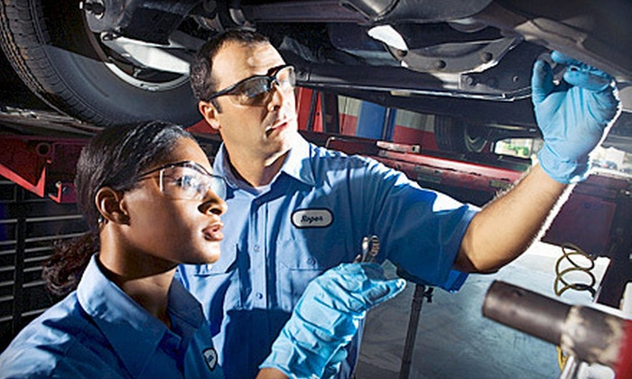 Mac Churchill - Fort Worth: $19 for Texas-State Auto Inspection at Mac Churchill ($39.75 Value)