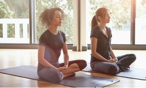 Nadrea: 3 ou 5 séances au choix d'1h chacune de Pilates et Yoga dès 14,99 € avec Nadrea