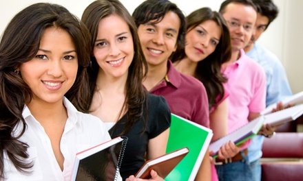 Four-Week English Language Course at Florida International College (50% Off)