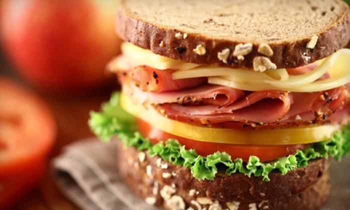 Wise Guys Deli - Federal Hill: $10 for $20 Worth of Sandwiches and Prepared Deli Fare at Wise Guys Deli