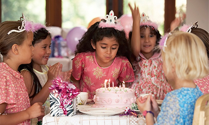Tiaras & Wands Parties - Villa Rica: $98 for $178 Worth of Services at Tiaras and Wands Parties