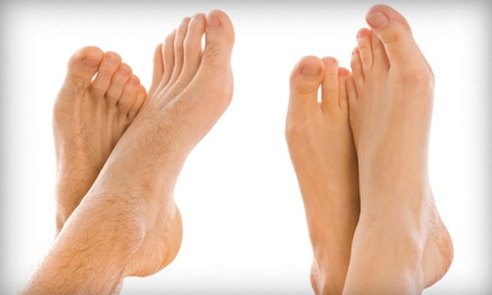 Your Total Foot Care Specialist - Houston: Laser Toenail-Fungus-Removal Treatment for One or Both Feet at Your Total Foot Care Specialist (Up to 70% Off)