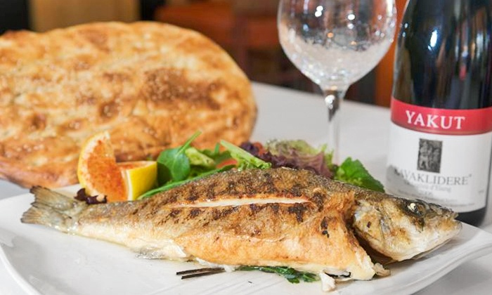 A La Turka - .: 25% Off Your Entire Bill at A La Turka. Must Reserve Table on Groupon.