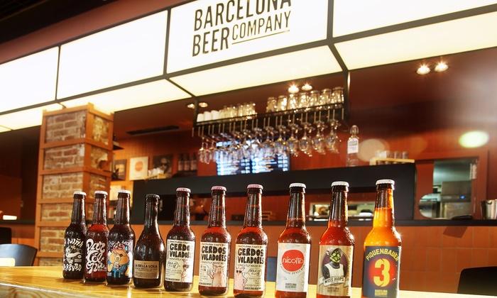 oferta cervezas barcelona