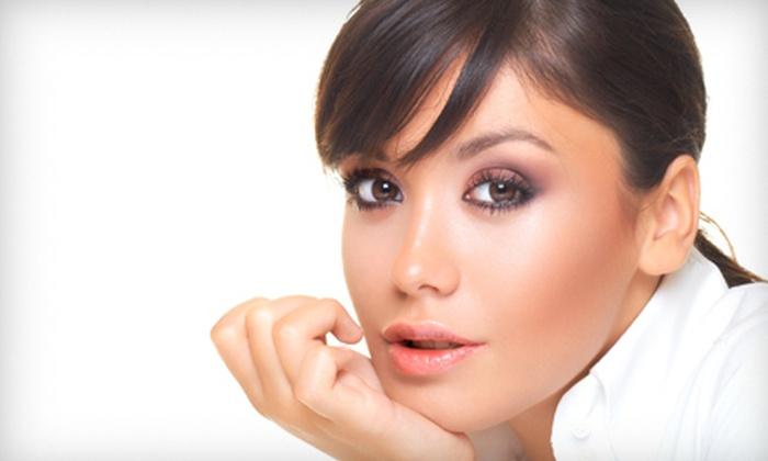 Beauty Mark Esthetics - Vanier North: Classic or Anti-Aging Éminence Organic Facial at Beauty Mark Esthetics (51% Off)
