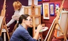 Pinocchio Practical Art School - Brentwood: One Month of Art Classes for Adults, Kids Aged 5–8, or Kids Aged 9–12 at Pinocchio Art School (Up to 55% Off)