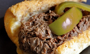 Al's Italian Beef: Italian-Beef Sandwiches, Sausages, Fries, and More at Al's Italian Beef (Up to 25% Off)