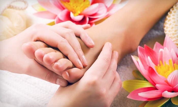 Movement Restoration - South Scottsdale: One or Two Foot Massages, or a Swedish Massage and Foot Massage at Movement Restoration (Up to 59% Off)