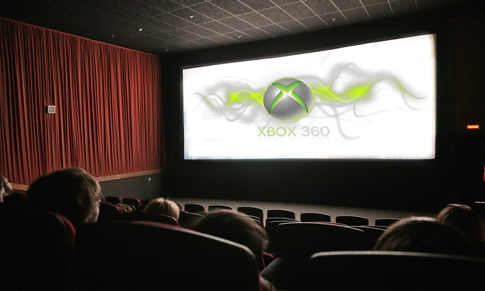 Buffalo Grove Theater - Buffalo Grove IL: Two- or Four-Hour Movie-Screen Video Gaming Session at Buffalo Grove Theater (50% Off)
