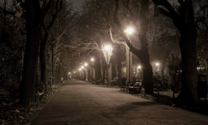 After Dark Ghost Tours - Southwest Corvallis: 90-Minute Walking Ghost Tour for Two or Four from After Dark Ghost Tours (Up to 55% Off)