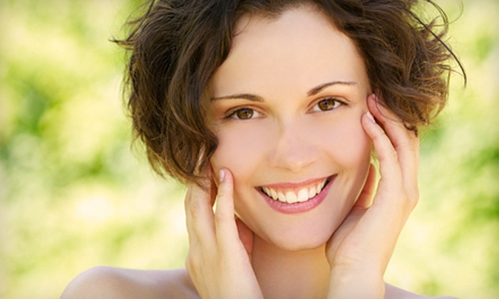 Monark Salon & Spa - Morristown: Two or Four Microdermabrasion Treatments with Collagen Facials at Monark Salon & Spa (Up to 77% Off)