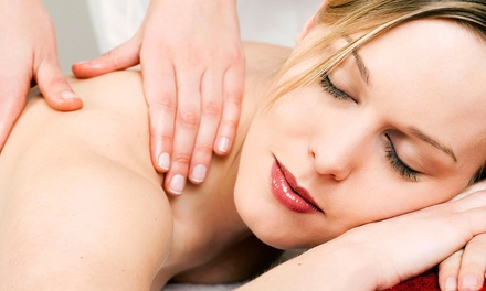 One 60-Minute Swedish or Spa Massage at Holistic Balance Massage Therapy (54% Off)