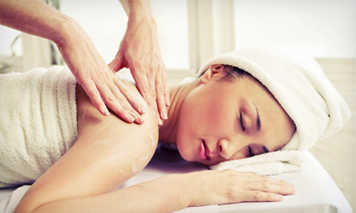 Urban Bliss Day Spa - La Palma: $35 for Spa Day with a Deep-Tissue Massage, Aromatherapy, Foot Wrap, and Snacks at Urban Bliss Day Spa ($119 Value)
