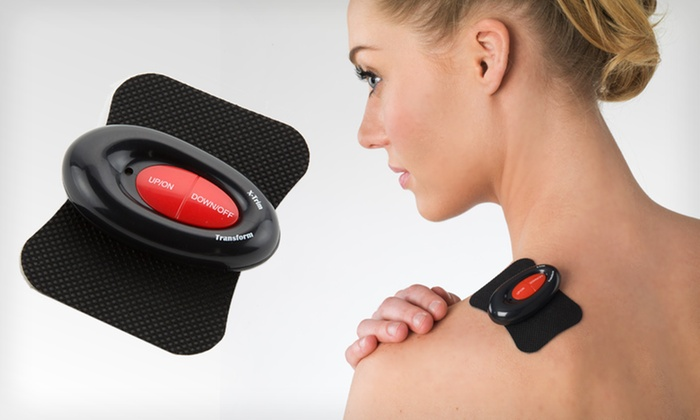 Wireless Pulse Massager: $19.99 for a Wireless Pulse X-Trim Transform Massager ($39.99 List Price)