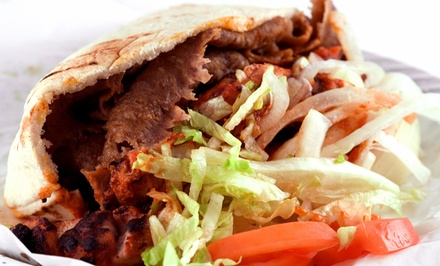 20% Cash Back at Al Sufara Mediterranean Grill