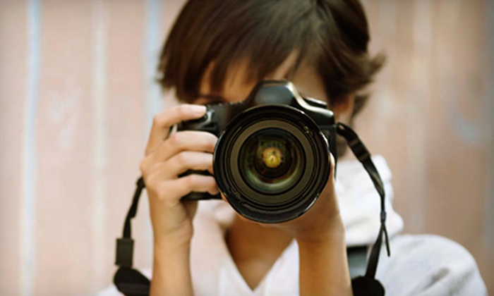 The Digital Arts Experience - White Plains: Two-Hour Photo-Composition, Camera-Settings, or Photo-Restoration Class at The Digital Arts Experience (55% Off)