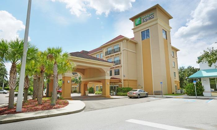 Holiday Inn Express Tampa North - Telecom Park - Greater Tampa: Stay at Holiday Inn Express Tampa North - Telecom Park in Greater Tampa; Dates into December