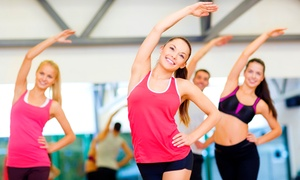 Underground Fitness II: 5 or 10 Fitness Classes at Underground Fitness II(Up to 58% Off)