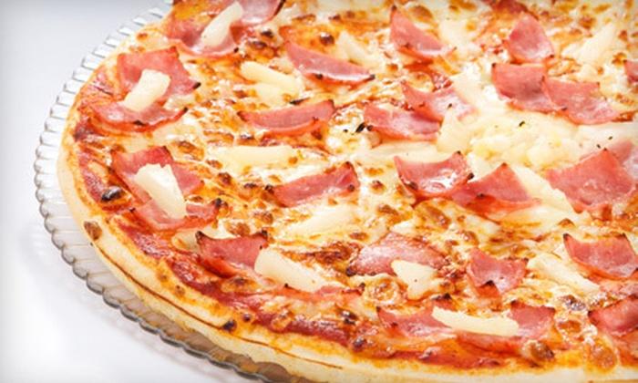 Pizza Three - Snelling Hamline: $10 Worth of Pizza