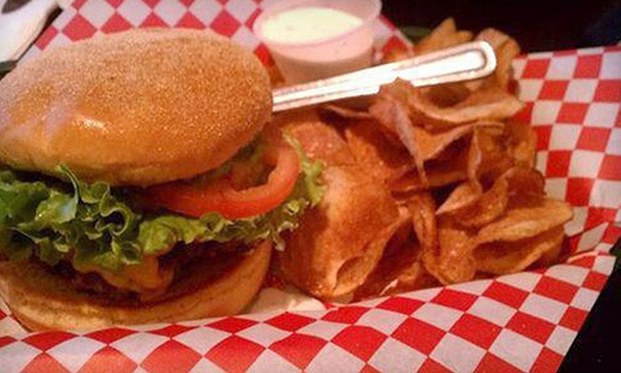 Shaw's Patio, Bar & Grill - Fairmount: $10 for $20 Worth of American Fare at Shaw's Patio, Bar & Grill