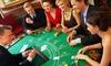 2Go Casino Parties and Rentals - 2Go Casino Parties and Rentals: $99 for Three-Hour Casino-Table-Rental Package from 2Go Casino Parties and Rentals (Up to $425 Value)