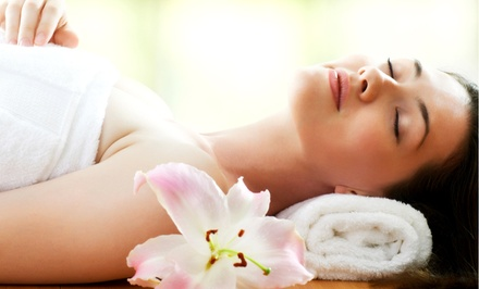 C$109 Package with Detox Massage, Facial, Eye Treatment, and Reflexology at Sabai Thai Spa (C$308 Value)