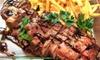 新富町・八丁堀 仔羊背肉のローストor豚肩ロースのロティーなどフレンチ8品+選べるドリンク