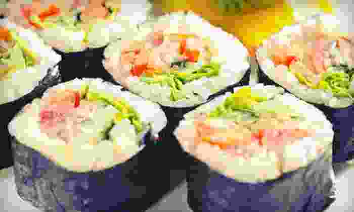 Little Tokyo - Munster: Sushi and Japanese Cuisine at Little Tokyo (Half Off). Two Options Available.