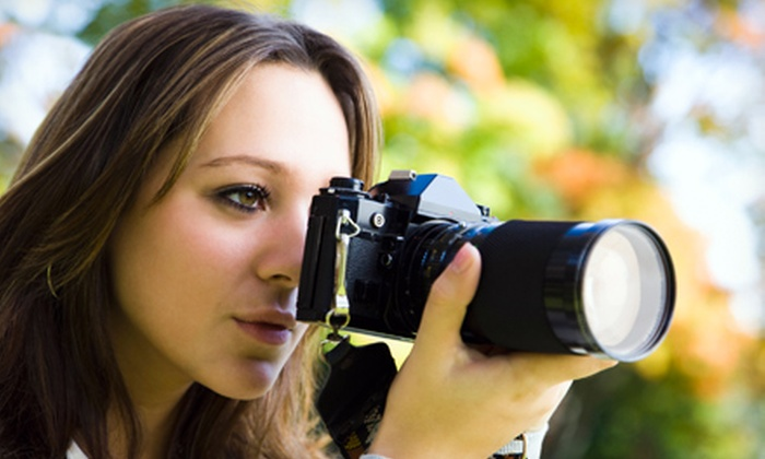 Angela Clifton Photography - Phillippe Park: $39 for Beginners Photography Class with Student Workbook from Angela Clifton Photography ($139 Value)