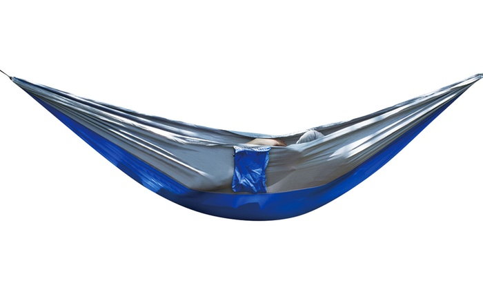 Lightweight Portable Hammock With Carrying Bag Ropes And