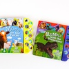 Discovery Kids Giant Board Books with Sound
