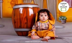 Enio Alves Fotografia: Enio Alves Fotografia – Nova Suíssa: ensaio infantil temático, fotos no CD e impressas com 10 x 15 cm