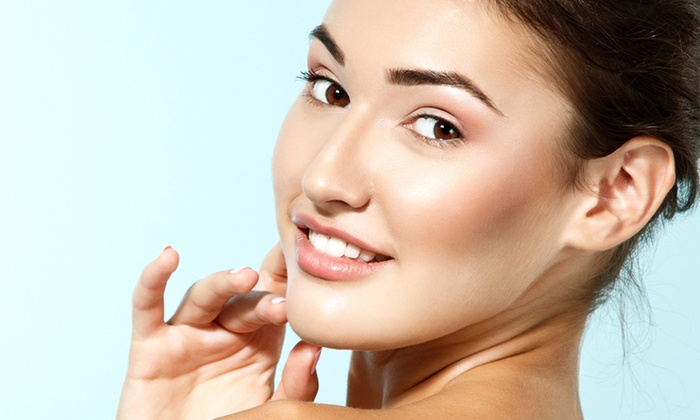 Manhattan Laser Spa - Multiple Locations: One or Two Anti-Aging Facials at Manhattan Laser Spa (Up to 64% Off)