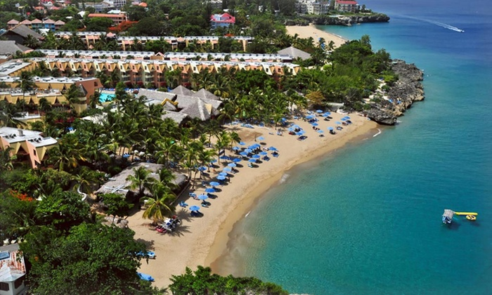 4-, 5-, or 7-Night All-Inclusive Stay at Casa Marina Reef in Puerto Plata, Dominican Republic Deals for only $429 instead of $848