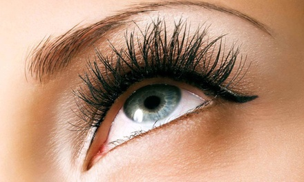 Semi-Permanent Lash Extensions with an Optional Six-Week Fill at Advanced Skin Care Center Med Spa (66% Off)