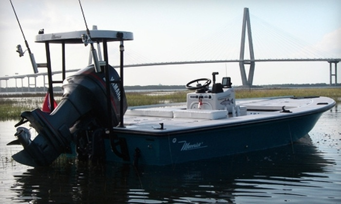 Lowcountry Outdoor Adventures - Isle of Palms: $175 for a Four-Hour Fishing Charter for Two from Lowcountry Outdoor Adventures ($350 Value)