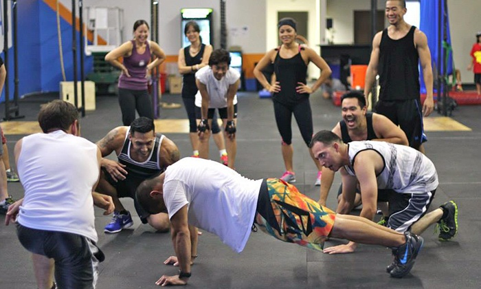 Torrance CrossFit - Torrance: $29 for 10 CrossFit Lite Classes from Torrance Fit Lab ($ Value)