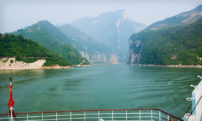 China Tour and River Cruise with Airfare - Bangkok, River Kwai, Pattaya, Ayutthaya, and Beijing: 12-Day Tour of China with Yangtze River Cruise, Hotels, Airfare, and Some Meals from Affordable Asia Tours