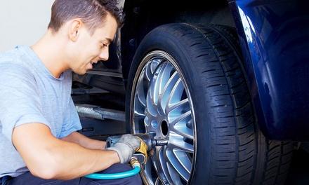 1 oder 2 saisonale Check-ups für den Pkw inkl. Öl- und Reifenwechsel bei der ASG Abi Service Group ab 19,90 €