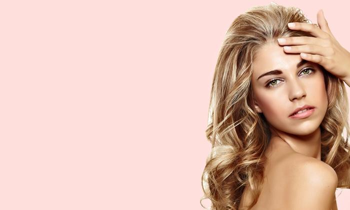 Indulge Salon & Spa-Lisa Kibodeaux - Indulge Salon & Spa-Lisa Kibodeaux: Haircut Package with Optional Highlights at Indulge Salon & Spa-Lisa Kibodeaux (Up to 56% Off)