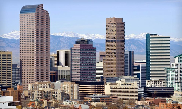 Holiday Inn Denver East Stapleton - Denver, CO: Stay at Holiday Inn Denver East Stapleton